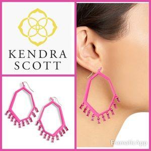 🆕💗KENDRA SCOTT Thomas Drop Matte Earrings